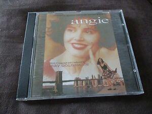 "CD BOF ""ANGIE avec Geena Davis"" Jerry GOLDSMITH"