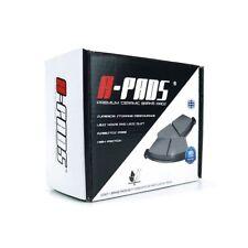A-PADS A7358D477 FRONT PREMIUM CERAMIC BRAKE PADS (COMPLETE SET 4 PIECES)