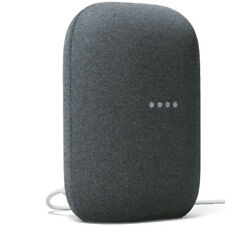 Google Nest Audio Smart Assistant Speaker Charcoal (GA01586-US)