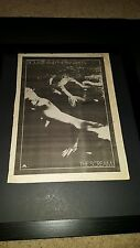 Siouxsie And The Banshees The Scream Rare Original UK Promo Poster Ad Framed!