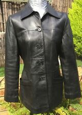 BNWOT SaRay Australian Hand Made Soft Leather Jacket Size L RRP$500+