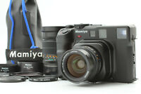 【N MINT++】 New MAMIYA 6 MF Medium Format w/ G 50mm f/4 L 150mm Lens from JAPAN