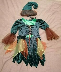 Déguisement enfant fille robe /  5 à 7 ans