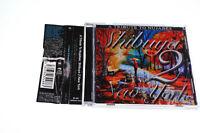 A TRIBUTE TO NUJABES:SHIBUYA 2 NEW YORK CD JAPAN OBI A6556
