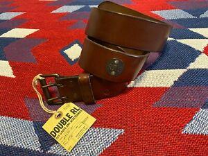 Double RL Ralph Lauren RRL Belt USA