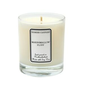 Marshmallow Fluff - Personalised Soy Wax Candle - 20cl