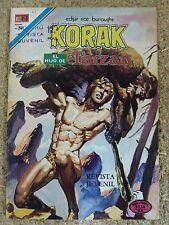 Korak el Hijo de Tarzan,Serie Aguila num.45,Novaro