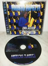 CD JOHN JACKSON - IN THE STYLE FAUSTO PAPETTI