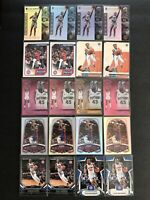 Sekou Doumbouya 20 Rookie Card Lot Threads RC Pink Parallels Detroit Pistons