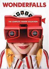 Wonderfalls Complete Series DVD Set Collection TV Show Season Episodes Music Lot