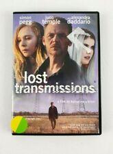 Lost Transmissions DVD Juno Temple Simon Pegg