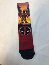 Marvel Comics Deadpool Socks