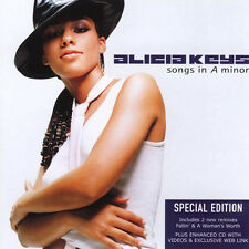Alicia Keys - Songs in a Minor: Special Edition [New CD] UK - Import
