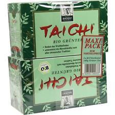 TAI CHI Bio Grüntee Maxi Btl. 40St Filterbeutel PZN 1436805