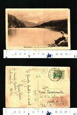 PIEDICAVALLO (BI) -LAGO DELLA VECCHIA ALT. M. 1874 - ANNO 1926 BEN TENUTA -29554