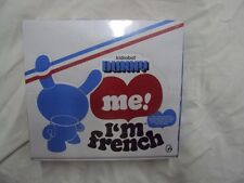 DUNNY ME! I'M FRENCH SERIES SEALED BOX KIDROBOT 2008 ONE OWNER