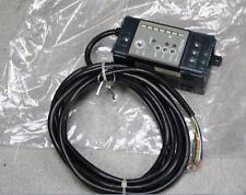 Keyence LX2-70W  Verstärker Laser Thrubeam Photoelectric Sensor NEW
