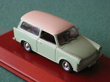 Trabant 601 Kombi 1:43 Ixo  Atlas-Verlag OVP Modellauto Modellfahrzeug Trabbi