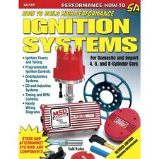 SA79 How to Build High Performance Ignition Systems Book Domestic & Import  MSD