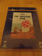 HERGE - ADVENTURES OF TINTIN - SHOOTING STAR / CRAB WITH THE GOLDEN CLAWS - NEW