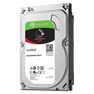 Seagate IronWolf 2TB - 16TB 3.5 Zoll SATA 6Gb/s - interne NAS Festplatte