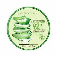 ALOE VERA SOOTHING GEL Health Skin Beauty Moisturizer Natural Multi Purpose