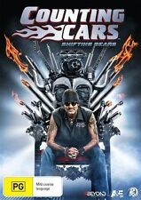 Counting Cars - Shifting Gears (DVD, 2015, 2-Disc Set) Region 4