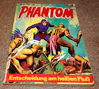 PHANTOM Album Nr. 6 - 5 Hefte 31,32,33,34,35 - Bastei Verlag (1974-1983)