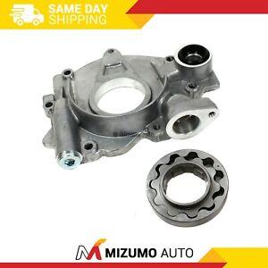 Oil Pump Fits 02-12 Chevy GMC Hummer Isuzu Saab 2.8L 3.5L 3.7L 4.2L