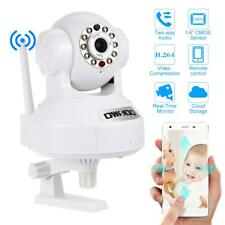 OWSOO CCTV Camera P2P Pan Tilt IR Cut WiFi Wireless Network IP Webcam PTZ Y4M0