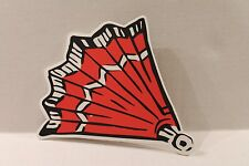 The Cat In The Hat I Can Do That Game Replacement Part Piece Red Foam Fan