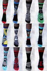 Men's Super Hero Superhero Marvel DC Bachelor Long Socks Gifts