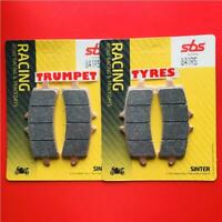 SBS Race Sintered Front Brake Pads 841RS For Brembo M4 Calipers