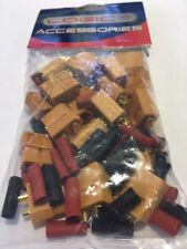 Logic Rc XT60 Connector Set with Heat Shrink 10 pairs