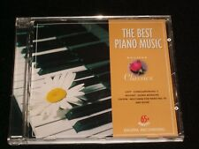 THE BEST PIANO MUSIC<>COMPILATION ~Germany CD  (1999)  ° ECLIPSE 64462-2 (NM)