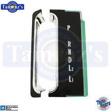 65 Impala SS THM Console Indicator Shift Plate PRNDL2L1 Made in USA
