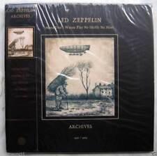 CD LED ZEPPELIN Vol 1  Moma Don't  Wanna Play No Skiffl No More  OBI
