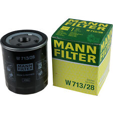 Original MANN-FILTER Ölfilter Oelfilter W 713/28 Oil Filter
