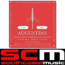 Albert Augustine Augred String Set Classical Red Medium Tension Strings