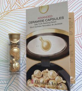 Elizabeth Arden Advanced Ceramide Capsules Daily Youth Restoring Serum x7 New