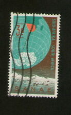 POSTAGE STAMP : SOUTH AFRICA - SUID AFRIKA - 3d - SANAE - ANTARCTIC 1959