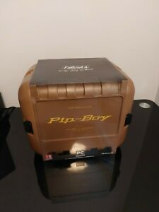 Fallout 4 Pip-Boy edition   PC   Steel Case Game   Unused   Original Packaging