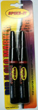 Spike-It Unscented Dip-N-Glo Marker, Fire Red, for Soft Plastic Lures #11409