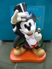 Wdcc Magician Mickey *On With The Show Figurine *Nib* Never Displayed*1997