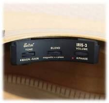 BELCAT IRIS-3 - Pick Up per Chitarra con Piezo/Magnetico Blender