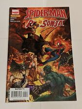 Spider-Man And Red Sonja #4 January 2008 Marvel Dynamite Comics Oeming Rubi