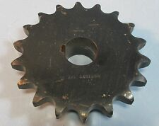 Browning H8018x1 1/2 Bore to Size Sprocket for #80 Chain w/ 18 Teeth NOS