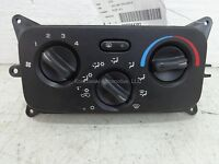 Jeep Liberty Dash Heater Control Panel 02 03 with AC 55037533