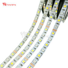 RGBW RGB+WW 3000K 6000K 5050 SMD LED Streifen LED Strip 5m 300LEDs Stripe12V 24V