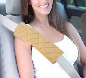 Seat Belt Cover Pad For Kids Car Should Pads Blanks Soft Black Pink Blue Adults